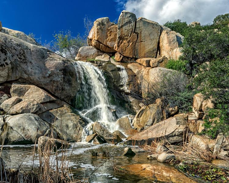 Lake Hodges Trail, Rancho Bernardo.