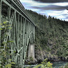 Deception Pass Bridge WA