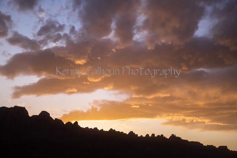3-29-21 Moab Sunset--8