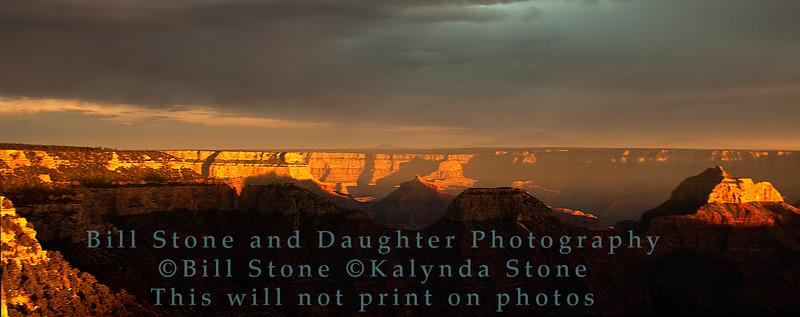 Grand Canyon Sunset-North Rim-Arizona