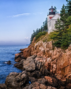 Bass Harbor Lighthouse, Maine