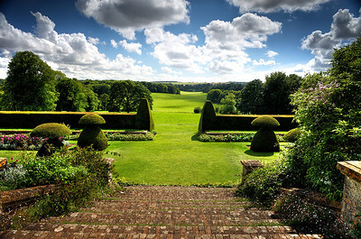 National Trust House - Hinton Ampner, Hampshire