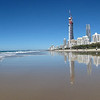 Surfers Paradise panorama, Gold Coast.