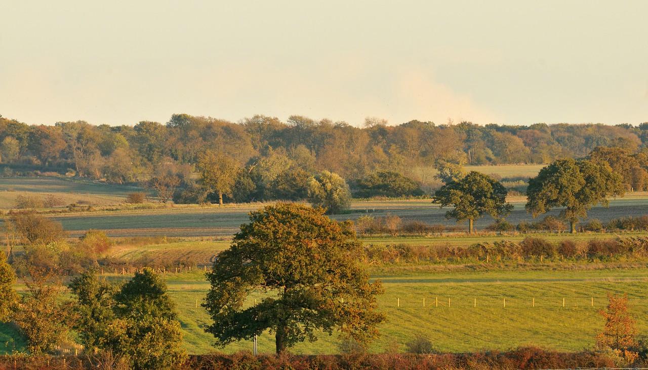 Northants in Autumn light