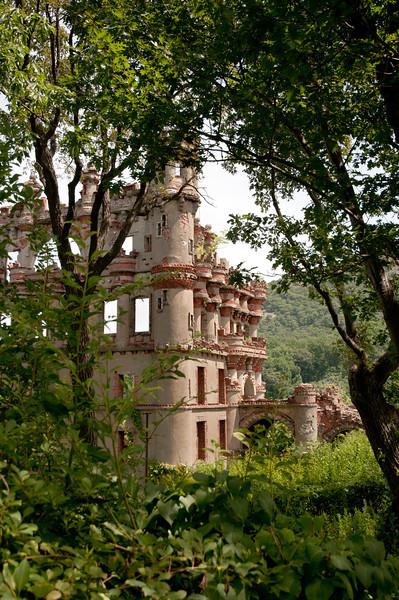 Bannerman's Island Castle