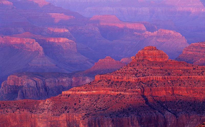 Grand Canyon - Last Light