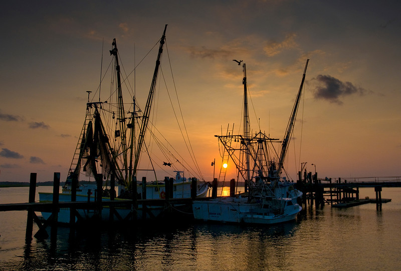 warf at port royal, sc
