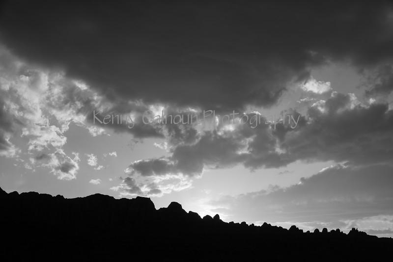 3-29-21 Moab Sunset-