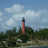Lighthouse in Jupiter Florida