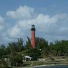 Lighthouse in Jupiter Florida