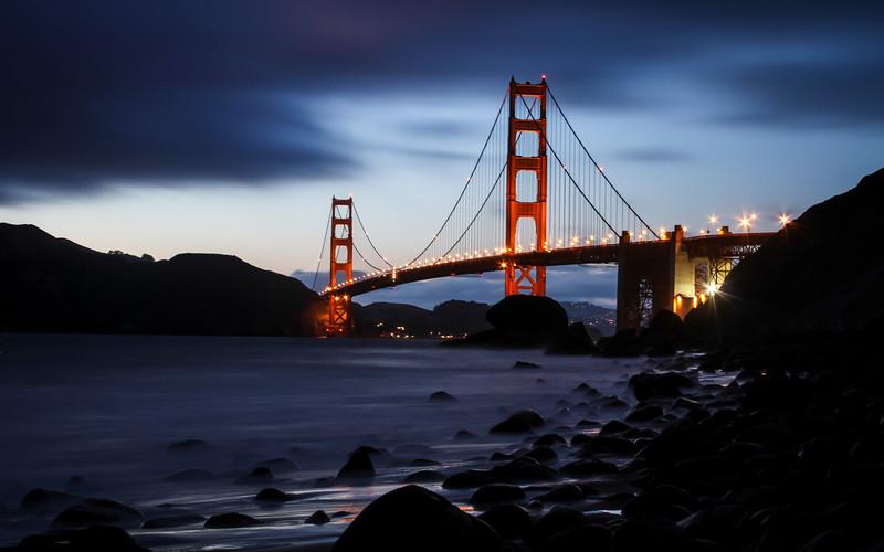 Golden Gate Beauty