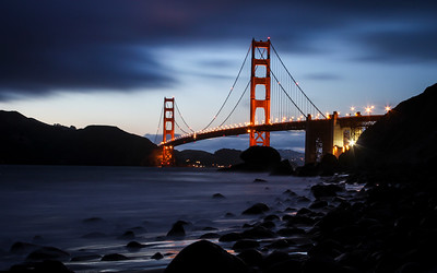 Golden Gate Beauty