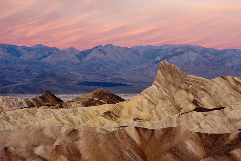 Zabriske Point, Death Valley National Park