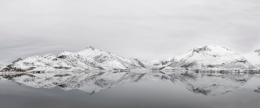 Norway - the perfect reflection