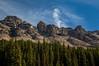Wonderful cloud, HWY 93N, Banff National Park (August 2012)