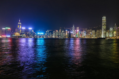 View of Hong Kong from Kowloon