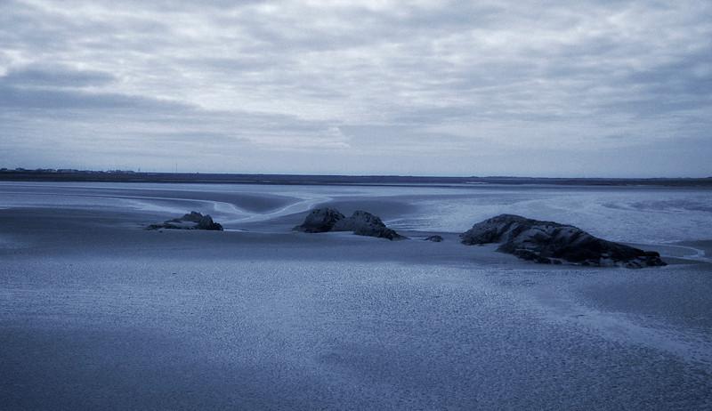 Manwddach Estuary Wales