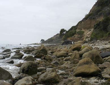California coastline, near Malibu, 2004