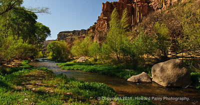 """Afternoon Delight"", Aravaipa Canyon Wilderness, Klondyke, Arizona"