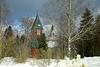 Enon kirkko - Church of Eno