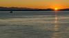 Sunset from Ogden Point Breakwater