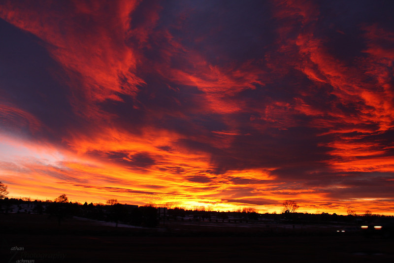 Colorado sunrise,