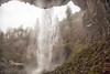 Latourell Falls, Columbia River Gorge.