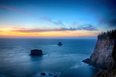 Cape Meares Sunset