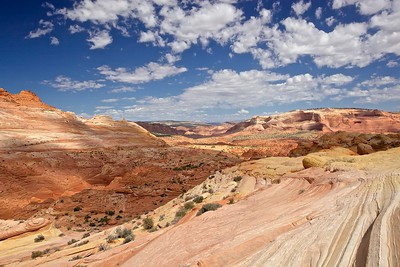 The Wave, Paria Wilderness - Coyote Buttes