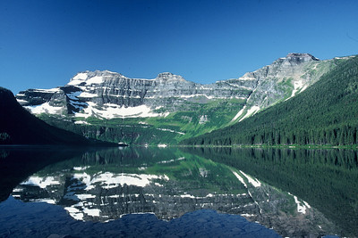 Cameron Lake, Waterton National Park, Alberta