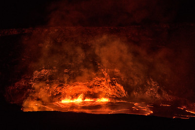 Landlines: The Last Nights Before the Dark , Kīlauea | Hawaii Volcanoes National Park