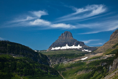 Mt Reynolds and Logan Pass