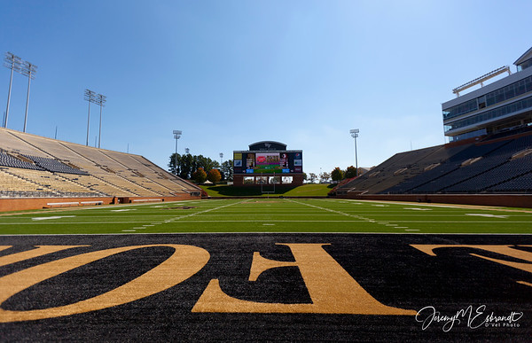 Groves Stadium - Home of Wake Forest