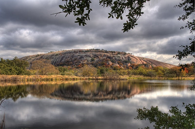 Enchanted Rock State Natural Area.