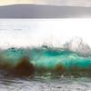 Wave at Big Beach, Maui