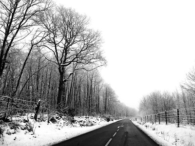 Winter Road 22nd January 2012