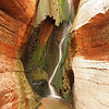 Saddle Canyon, Grand Canyon<br /> Saddle Canyon, a slot canyon off the Grand Canyon at mile 47, Arizona