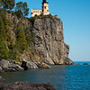 Split Rock Lighthouse Water Level