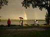 To catch a rainbow