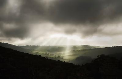 Lost City Light Rays