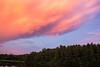 Storm Cloud at Sunset 5<br /> Kanuga Lake