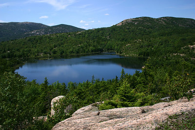 Top of Beehive Trail, Acadia National Park, ME