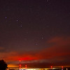 Big Dipper over the Petaluma River