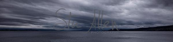Storm brewing,Taupo NZ