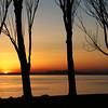Myrtle Edwards Park Sunset 01