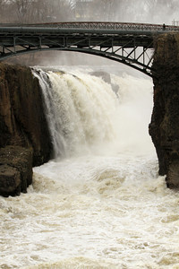 Passaic River Great Falls Paterson, NJ