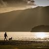 UK Weather: Cloudy Evening Light Cumbria