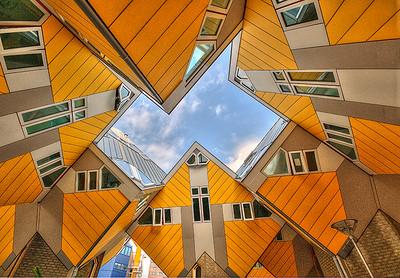 Cube House Rotterdam