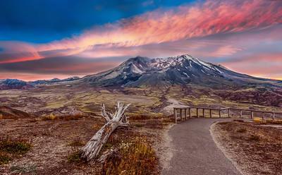 Mt. St. Helens  #2