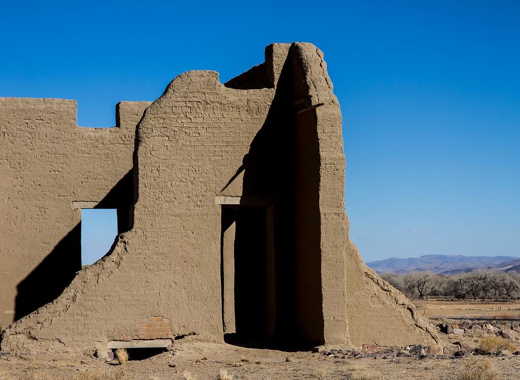 Fort Churchill, Nevada<br /> Officer's Quarters